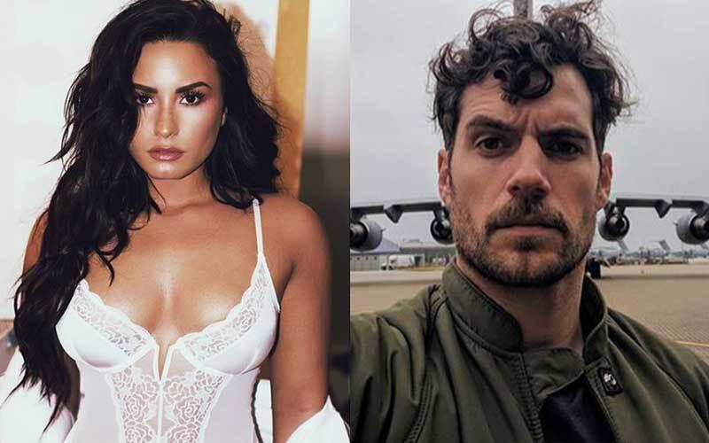 Demi Lovato y Henry