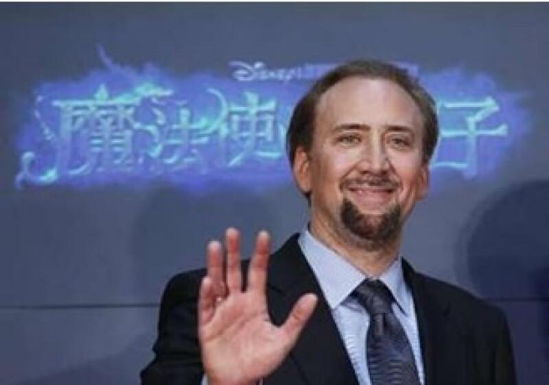 El actor de Hollywod, Nicolas Cage, demandó a su administrador por hacerle caer en la ruina. Cage compró 3 castillos. (Foto: Reuters)
