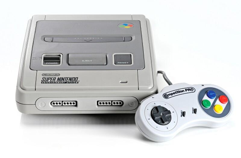 Las ventas de la consola se apoyaron en el juego que venía con ella: Super Mario World.
