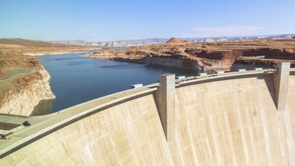 Hidroeléctricas.