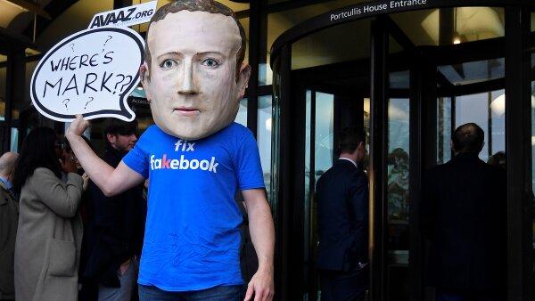 Facebook Reino Unido