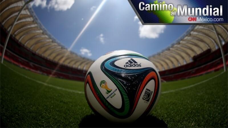 camino al mundial estadio balon