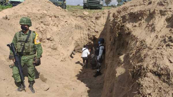 Túnel en Puebla
