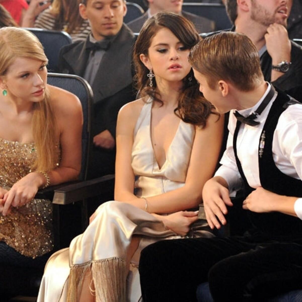 Por culpa de Bieber, Taylor Swift se ha alejado de Selena Gomez