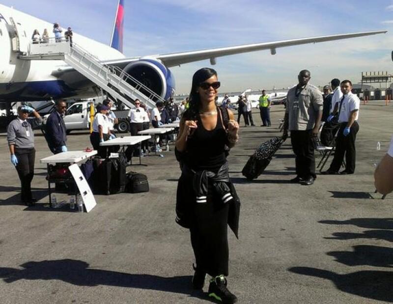La ciudad de México fue la primera parada de su tour 777.