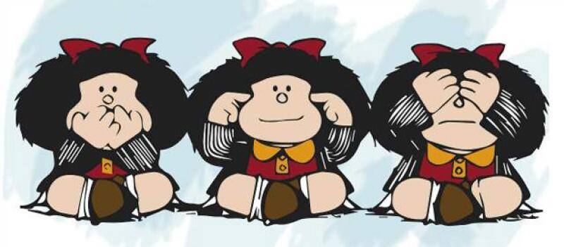 """Hace 51 años se lanzó la primera publicación de la historieta argentina: Mafalda de """"Quino"""". Para celebrar a este gran personaje, recolectamos las mejores frases que nos han hecho reír y reflexionar."""
