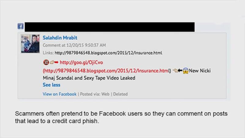 Los rateros de información tratarán de llamar tu atención en redes sociales.
