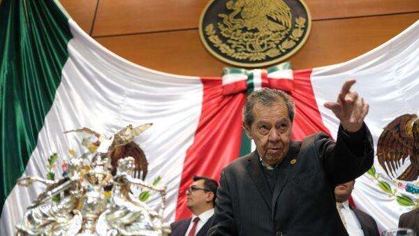 Porfirio Muñoz Ledo criticas migración
