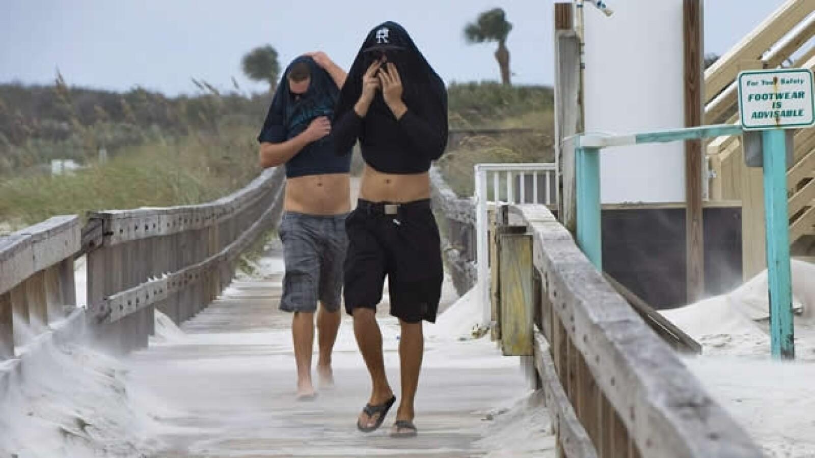 huracan sandy, florida