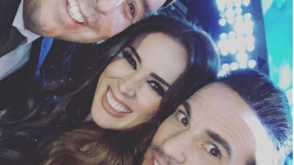 Posada navideña Televisa 2017
