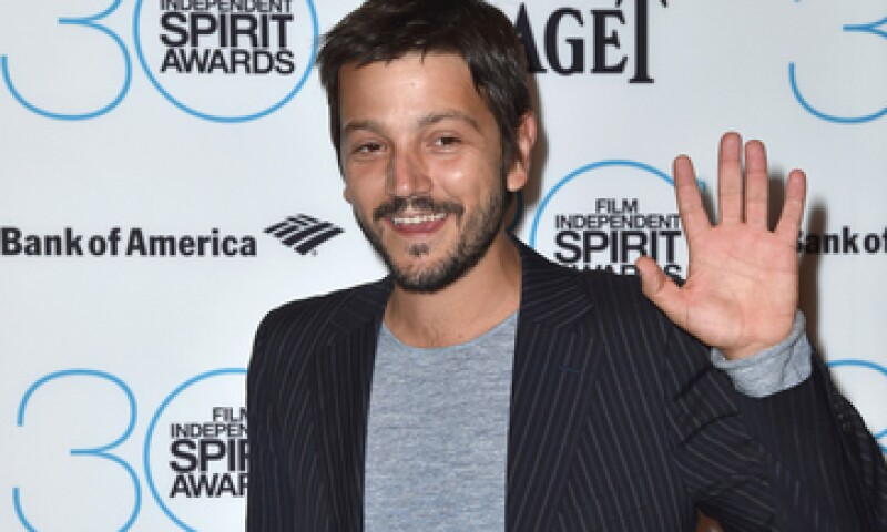 Diego Luna compartirá el set con Felicity Jones y Riz Ahmed, según Variety. (Foto: Getty Images )