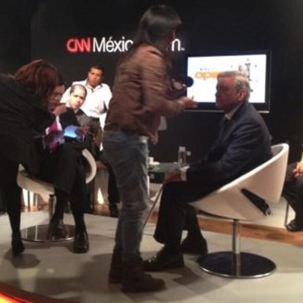 FORO CNN, AMLO, OBRADOR