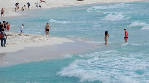 Cancún Playa del Carmen seguridad Ejército mexicano