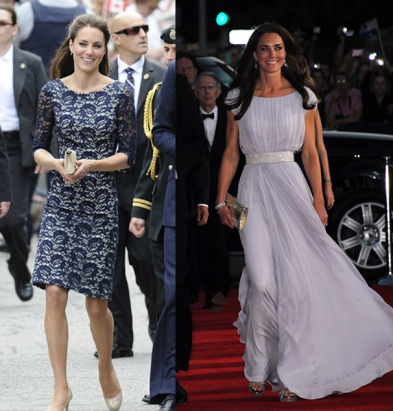 El estilo de la Duquesa de Cambridge es muy sencillo y casual.