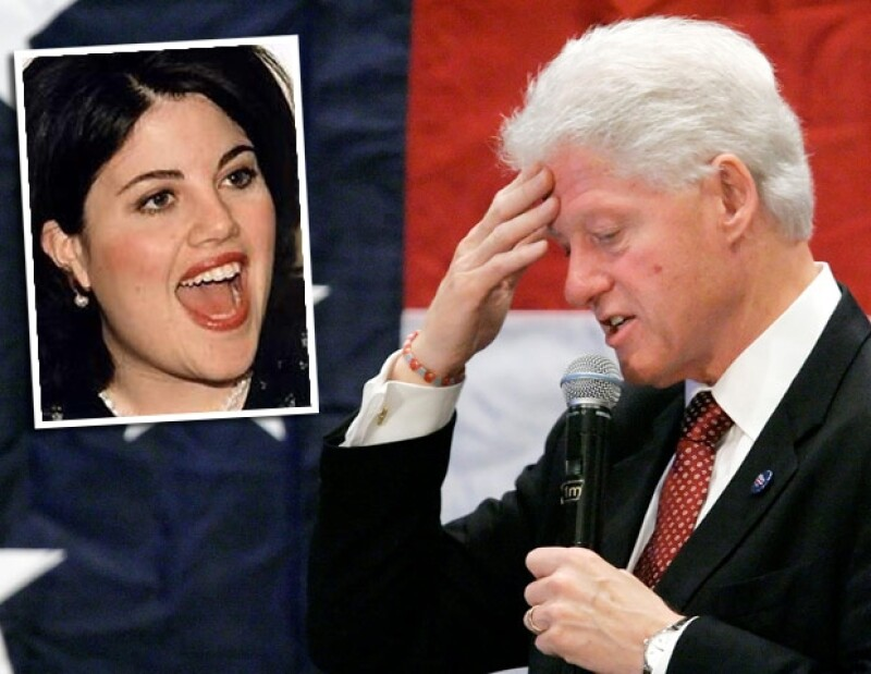 Bill Clinton se disculpó por sus actos a los que llamó inapropiados.
