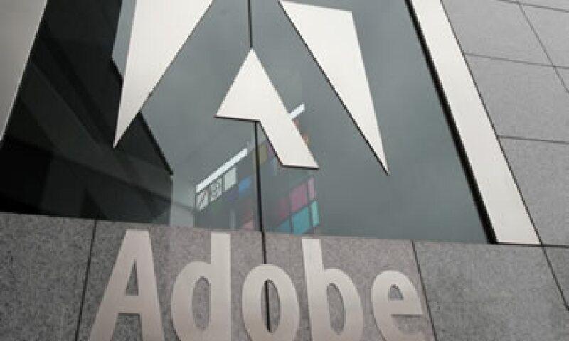 Adobe lanzó su Creative Suite 6 y los productos basados en internet Creative Cloud en el segundo trimestre. (Foto: AP)