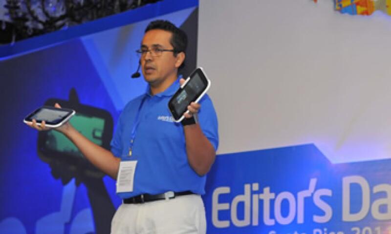 La decisión de Intel por ingresar al mercado de las tabletas en el sector educativo se debe a la tendencia de los usuarios por implementar esta tecnología. (Foto: Cortesía Intel)