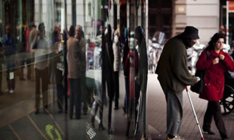 En 2008 España ingresó oficialmente en recesión tras el estallido de la burbuja inmobiliaria que había fomentado una década de prosperidad. (Foto: AP)