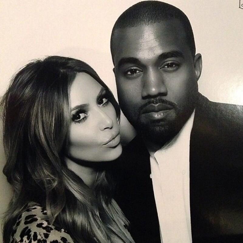 En caso de que la pareja se divorciara, se dio a conocer que Kim saldría perdiendo pues el rapero no está dispuesto a ceder parte de su fortuna valuada en 100 millones de dólares.