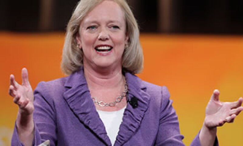Meg Whitman tiene una fortuna estimada de 1,300 mdd. (Foto: Getty Images)