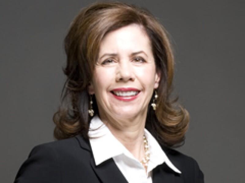 Grace Lieblein, presidenta y directora general de GM México. (Foto: Alfredo Pelcastre / Mondaphoto)