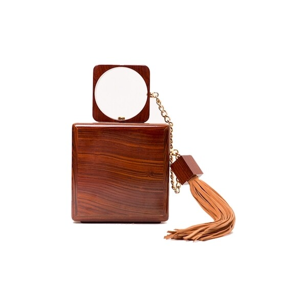 NOMADIC COLLECTOR CUFFED CLUTCH