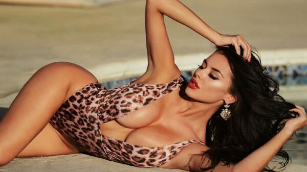 Diosa del día: Amanda Rodríguez
