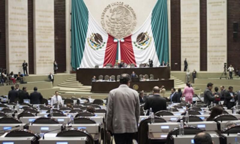 El Congreso aprobó la reforma fiscal el pasado mes de octubre. (Foto: Cuartoscuro)