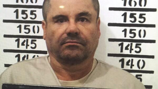 Joaquín Guzmán Loera enfrenta cargos por narfcotráfico en EU por lo que podría ser extraditado.