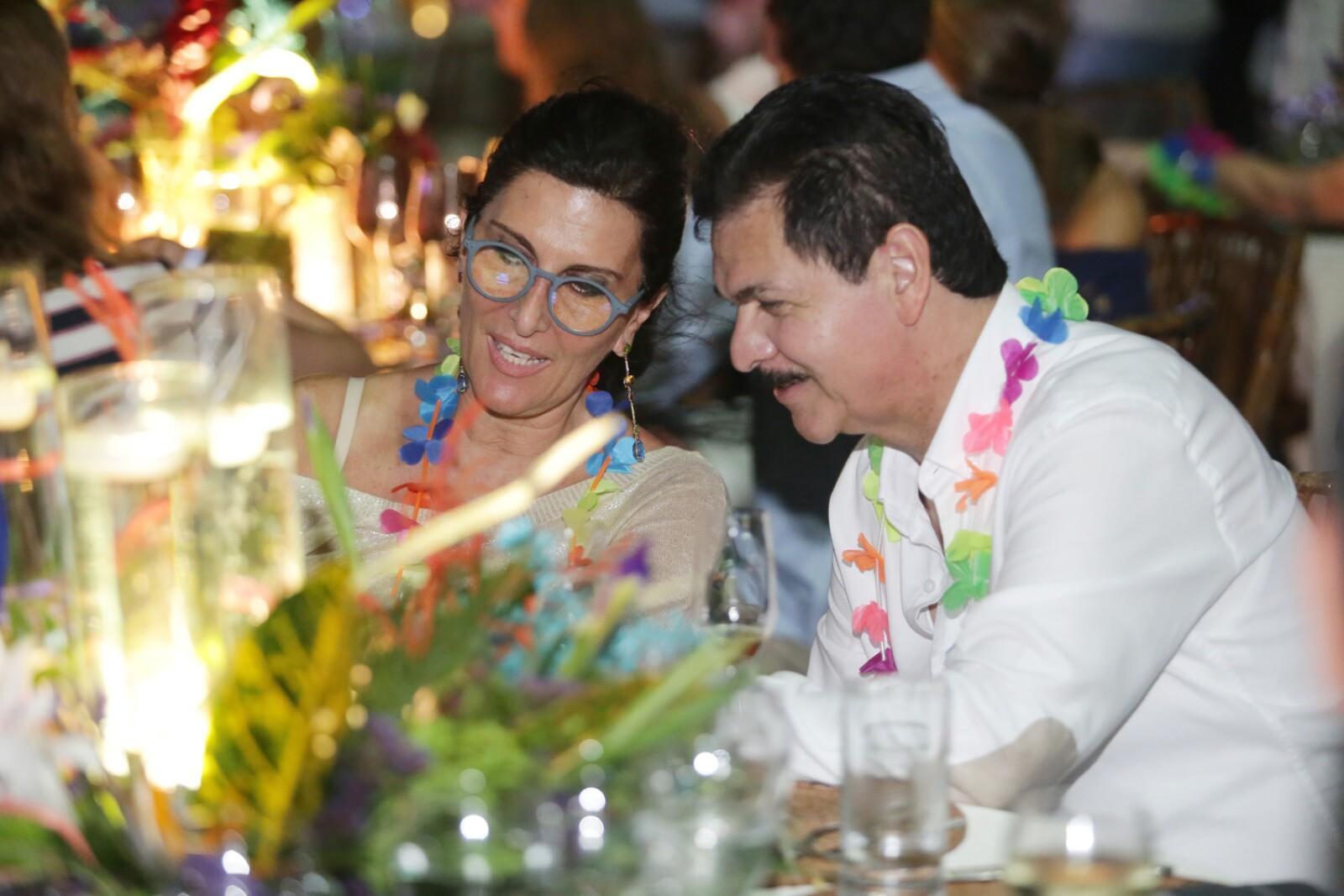 Cóctel y cena Regata Niños en Alegría