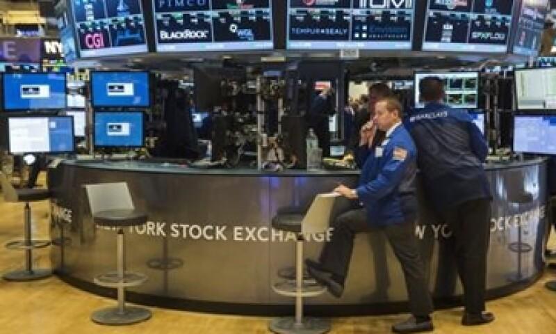 El Dow Jones perdió 0.13% en la Bolsa de Nueva York. (Foto: Reuters)