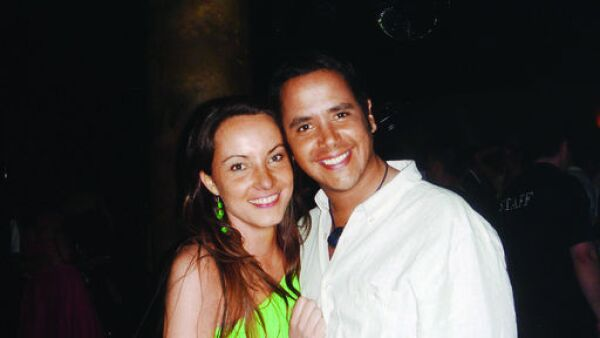 Jean Claude Rochés Herrerías, Maite Padilla