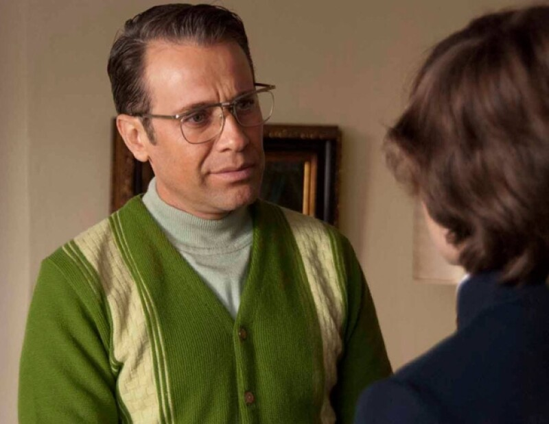 Este papel fue un reto para Juan Manuel Bernal y el resto del elenco.