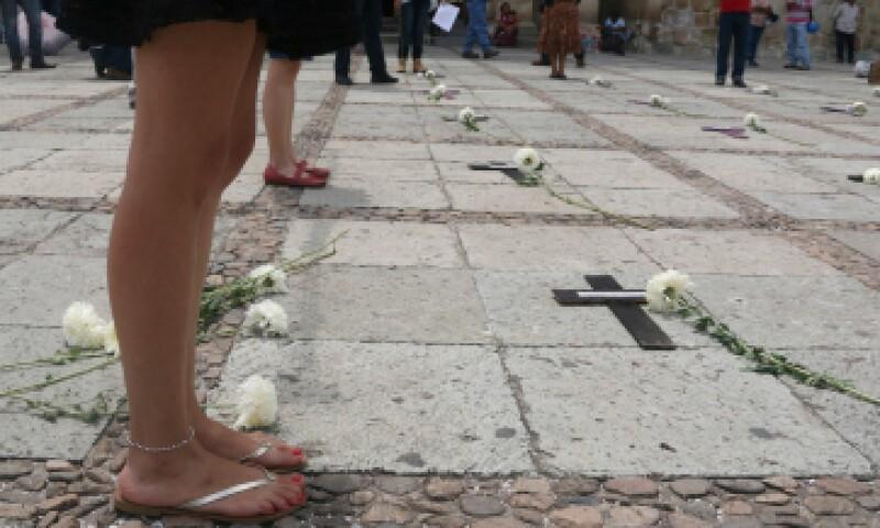 La alerta de género ha contribuido a poner en la agenda la violencia contra mujeres en México, dijo Ana Güezmez, de ONU Mujeres. (Foto: Cuartoscuro)