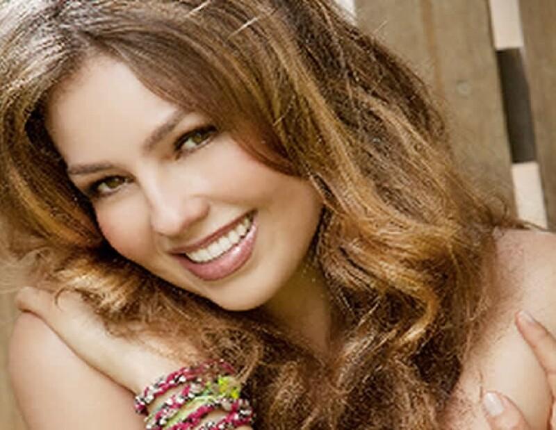 Thalía es una de las mexicanas con más seguidores.