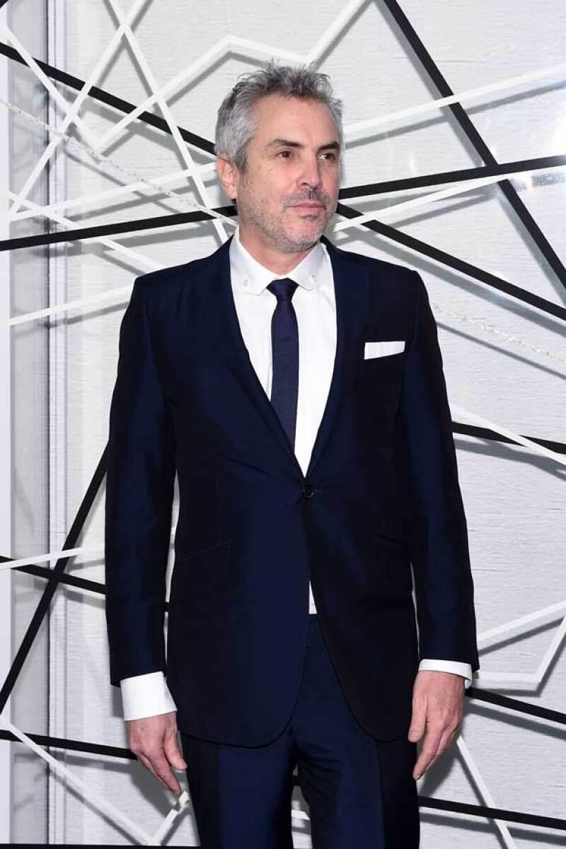 El jueves serán anunciados los posibles ganadores para los Oscar y el director mexicano será uno de los encargados de anunciarlos.