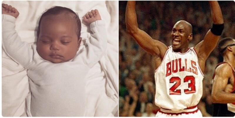 Aunque tal vez a las Kardashian les guste más que el pequeño sea basquetbolista, dado su gusto por ellos.