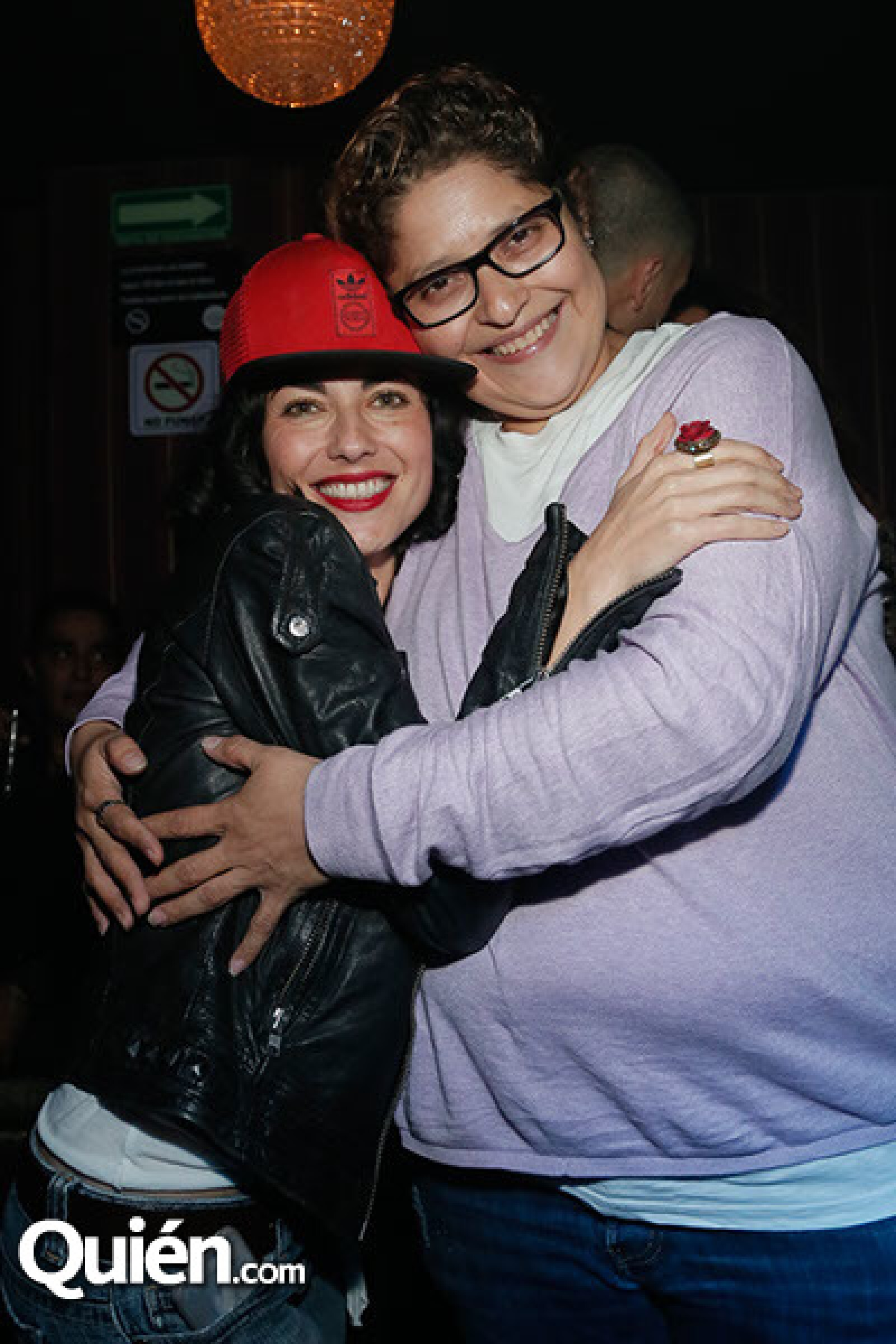 Bárbara Mori y Danna Vazquez.