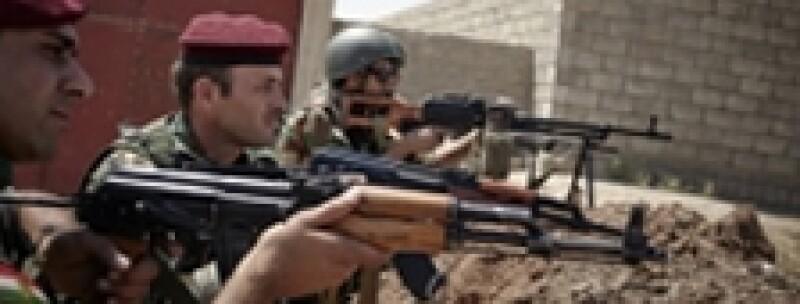 EU está respaldando a grupos Peshmerga para luchar contra el Estado Islámico. (Foto: Getty Images)