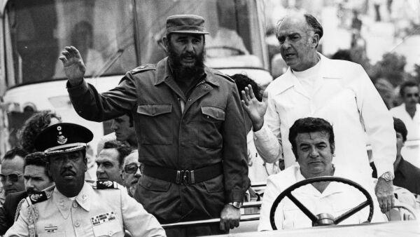 Fidel Castro y México