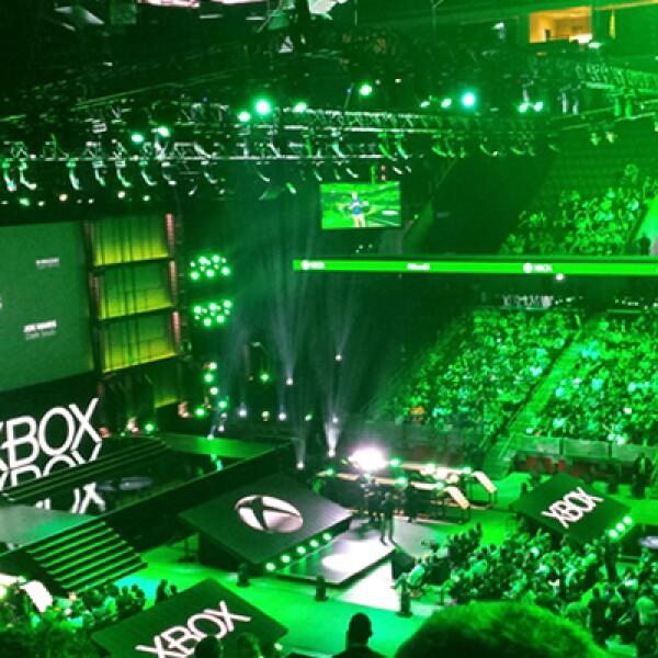 Xbox se centró en los videojuegos en su participación en la Electronic Entertainment Expo 2014, un año después de enfocarse en su consola Xbox One.