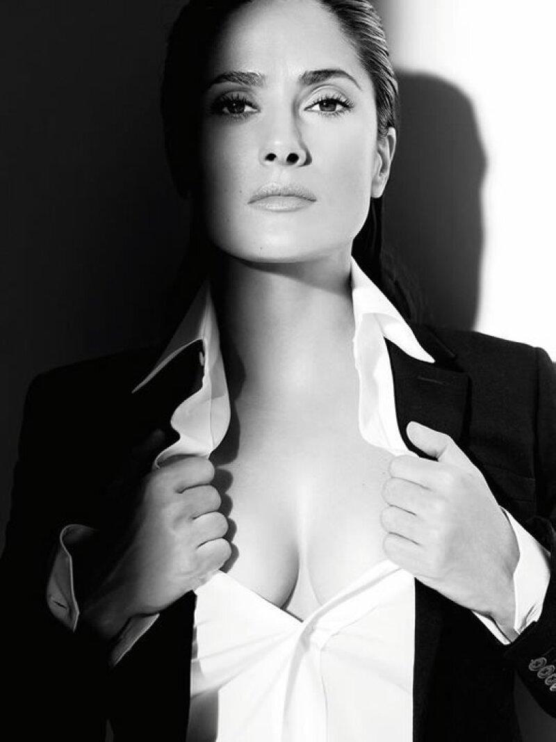La actriz declaró en entrevista para Ok! que nunca pensó que seguiría encontrándose atractiva al alcanzar la madurez.
