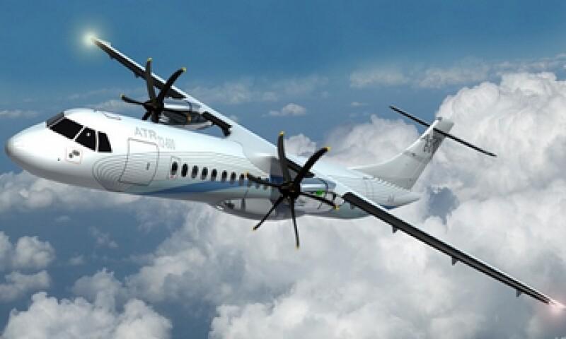Aeromar realizará viajes de Toluca a Veracruz a partir del 20 de mayo. (Foto: Tomada de Atraircraft.com)