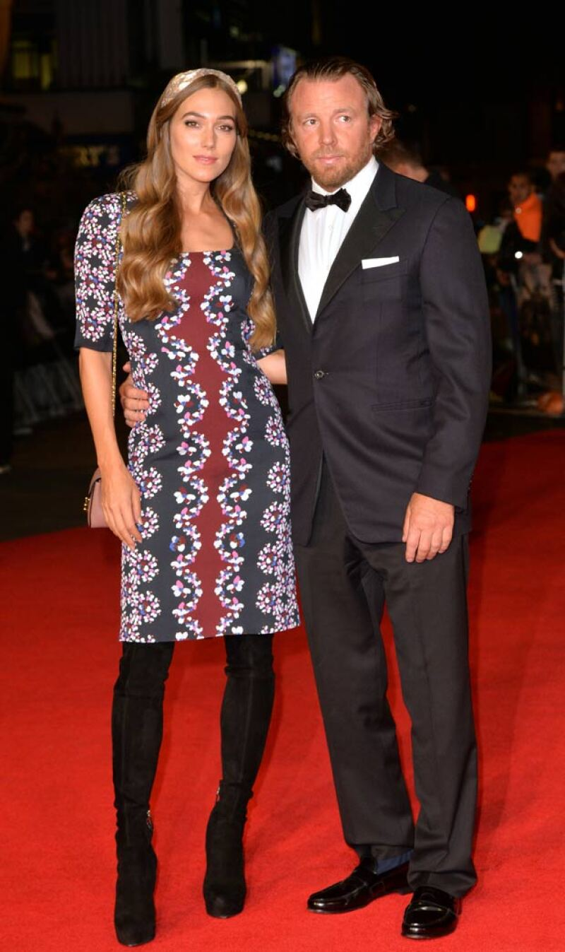 El director de cine y ex esposo de Madonna nuevamente volvió a casarse, luego de cinco años de mantener una relación con la modelo. Entre sus invitados estuvieron David Beckham y Brad Pitt.