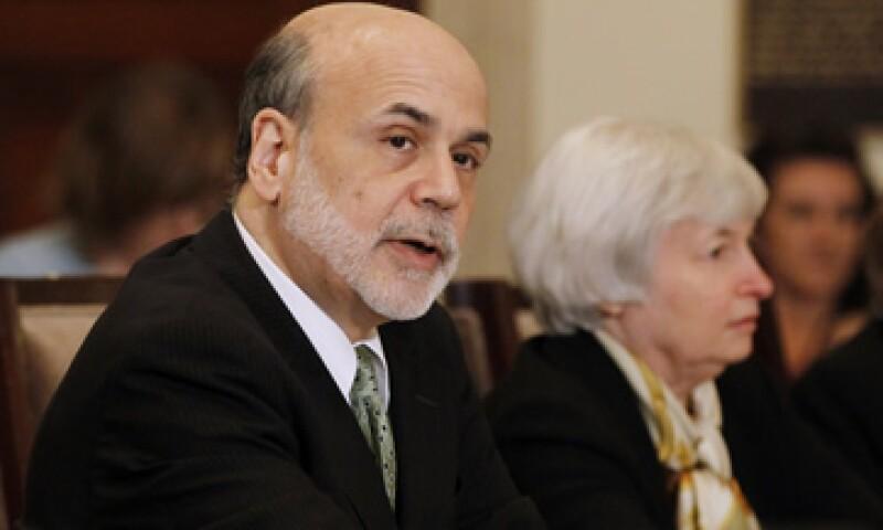 Ben Bernanke y Janet Yellen lideran al Banco Central de Estados Unidos. (Foto: AP)