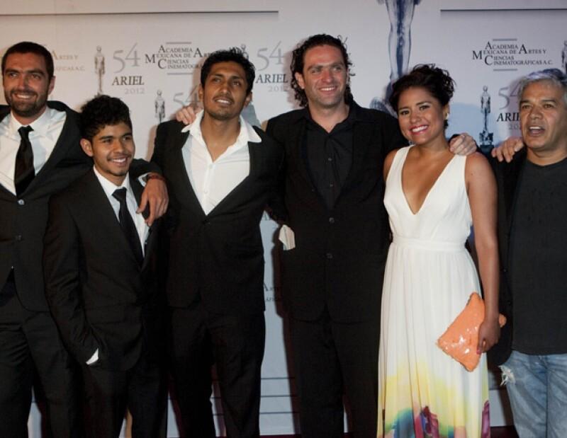 La película mexicana ganó en la octava edición del Festival de Cine de Calanda, España, anunciaron fuentes del jurado en la clausura del certamen.