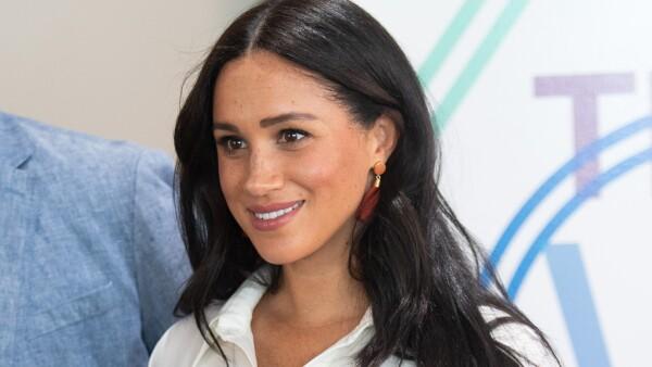 Meghan Markle trabajó como modelo en un programa de televisión en los años 2006 y 2007.