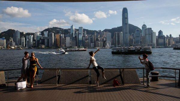 En Hong Kong el precio de los bienes importados y la ropa es alto.