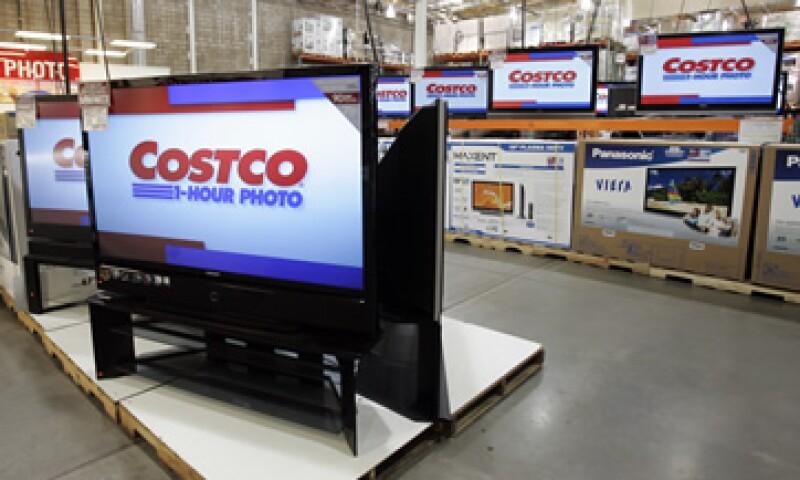 Costco Wholesale concretó el pago de 50% de la participación de sus unidades operadas en México por Controladora Comercial Mexicana. (Foto: AP)