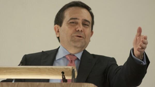 Guajardo destacó el papel de Grupo México en la economía sonorense. (Foto: Cuartoscuro)
